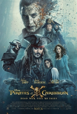 Pirates of the Carribean: Dead Men Tell No Tales